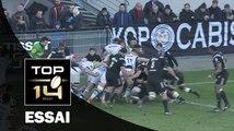TOP 14 ‐ Essai Arnaud HEGUY (FCG) – Brive-Grenoble – J16 – Saison 2016/2017