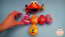 Kinder Surprise Egg Learn A Word! Spelling Play Doh Shapes! Lesson 5 Teaching Letters Opening Eggs