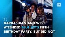 Did Kim Kardashian, Kanye West reconcile with Jay Z, Beyonce?