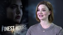The Finest Hours – Holliday Grainger Interview – Now In UK Cinemas - Official Disney _ HD-qwoqyYcW6Sg