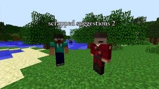 Scrapped Suggestions 2 - Minecraft-QKYsQeA56lo