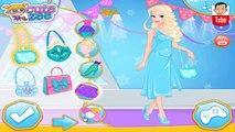 ᴴᴰ ღ Frozen Prom Nails Designer ღ - Frozen Princess Elsa & Anna Disney Frozen Game - Baby Games (ST)