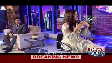 The Umer Sharif Show – 8th January 2017