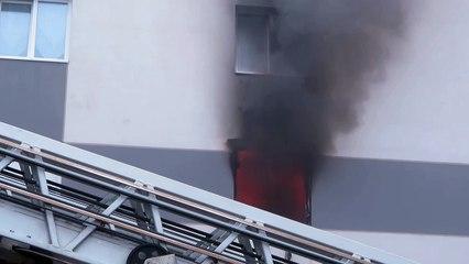 Saint-Quentin: incendie dans un immeuble du quartier Europe