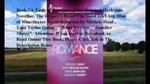 Download A Taste of Romance: Four Original Harlequin Novellas: The Reaper's Heart\The Good Girl\Any Man of Mine\Secret A