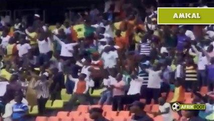 Sénégal vs Libye (2-1) - Match amical