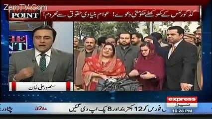 Anchor Mansoor Ali Khan Insults Khawaja Saad Rafique On Lodhran Train Accident