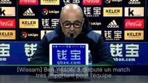Séville - Sampaoli : ''Ben Yedder monte en puissance''