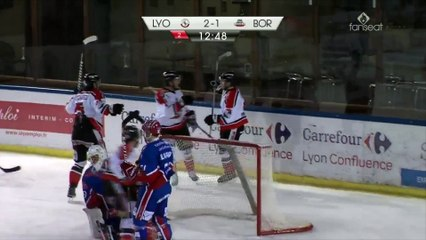 Saxoprint Ligue Magnus: LHC Les Lions vs. Boxers de Bordeaux - 08/01/2016