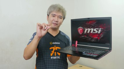 MSI GS73VR Stealth Pro Gaming Notebook Review