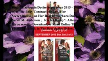 Download Harlequin Desire September 2015 - Box Set 2 of 2: The Baby Contract\His Son, Her Secret\Bidding on Her Boss ebo