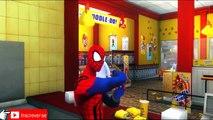Jogo do Homem Aranha, Disney Carros Pixar Homem aranha, Relâmpago Mcqueen Amarelo de DCTV