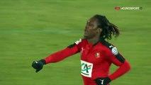 08/01/17 : Habib Habibou (67') : Biarritz - Rennes (0-6)