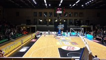 Basket Louvain VS Mons-Hainaut: la fin de match