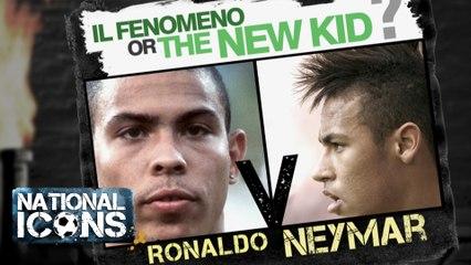 Battle of Brazil: Ronaldo vs Neymar