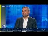 """Alexis Corbière invité à """"Week end direct"""" sur BFM TV le 08/01/2017"""