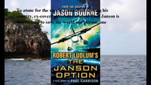 Download Robert Ludlum's The Janson Option (Janson Series #3) ebook PDF