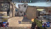 CS:GO - WHEN PRO PLAYERS USE SCOUT (INSANE SHOTS)
