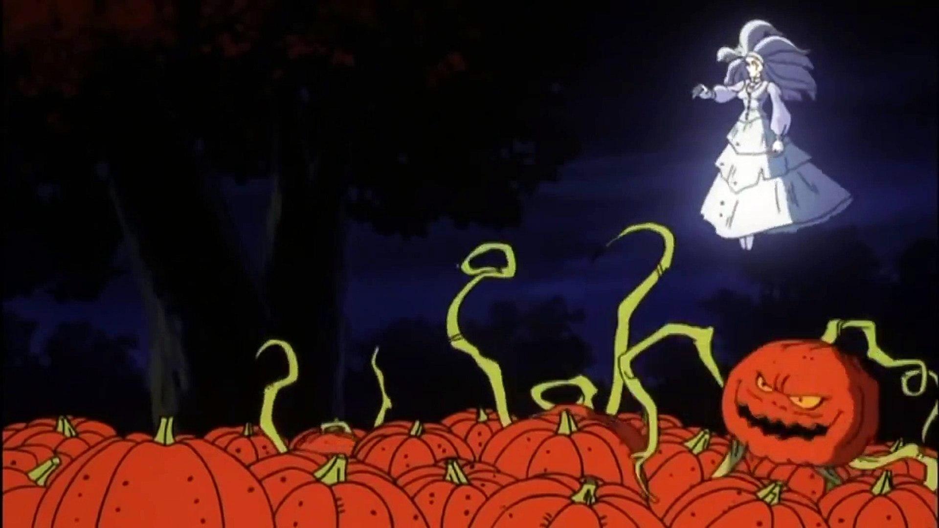 Night of the Living Pumpkin.
