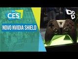 Novo NVIDIA Shield - CES 2017 - TecMundo