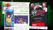 First-ever WWE Live Event in Riyadh, Saudi Arabia