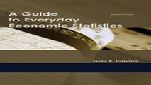 Read A Guide to Everyday Economic Statistics Best Book