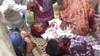 جلالپورپیروالہ - ہائی ایس کی موٹر سائیکل کو ٹکر دو افراد جاں بحق-Da9U5pjfgD8