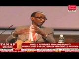 Business 24/Fanaf 2016 L'assurance Africaine Bilan et perspectives