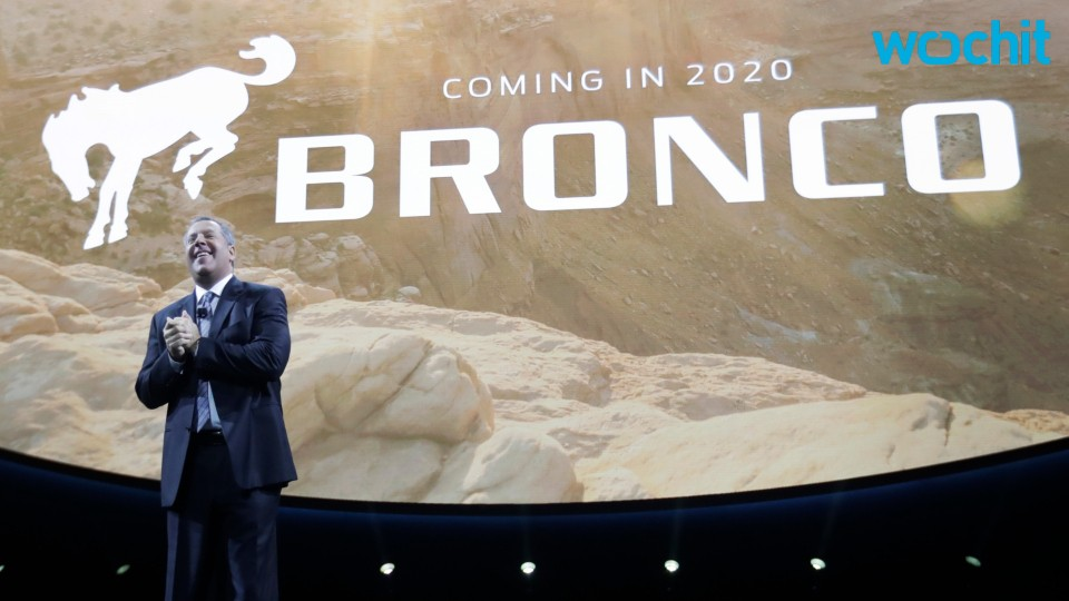 Ford To Bring Back The Ranger And Bronco