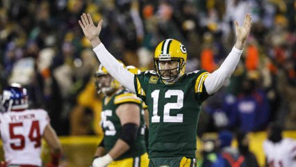 Oates: Rodgers, Packers Dismantle Giants