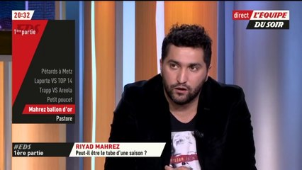 L'Equipe du Soir – Riyad Mahrez peut-il être le tube d'une saison?