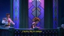La Reine des Neiges - Lamour est un cadeau, version karaoké [Full HD,1920x1080p]