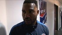 Stéphane Sessegnon après OL 5-0 MHSC
