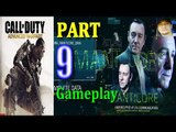 Call of Duty Advanced Warfare Walkthrough Gameplay Part 9 Campaign Mission 8 COD AW Lets Play