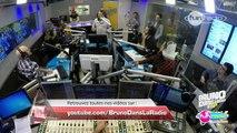 Un duo de chant improbable (09/01/2017) - Bruno dans la Radio