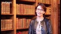Présentation de la bibliothèque de Richelieu par la présidente de la BNF