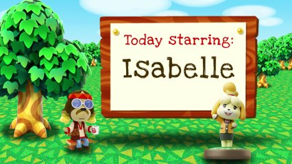 Animal Crossing : New Leaf : Welcome amiibo - Isabelle Nintendo 3DS