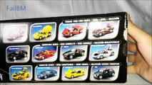 Opening Hot Wheels Lamborghini Murcielago 1/18 Diecast Collection 1 of 100 Diecast Car 1.18 Unboxing