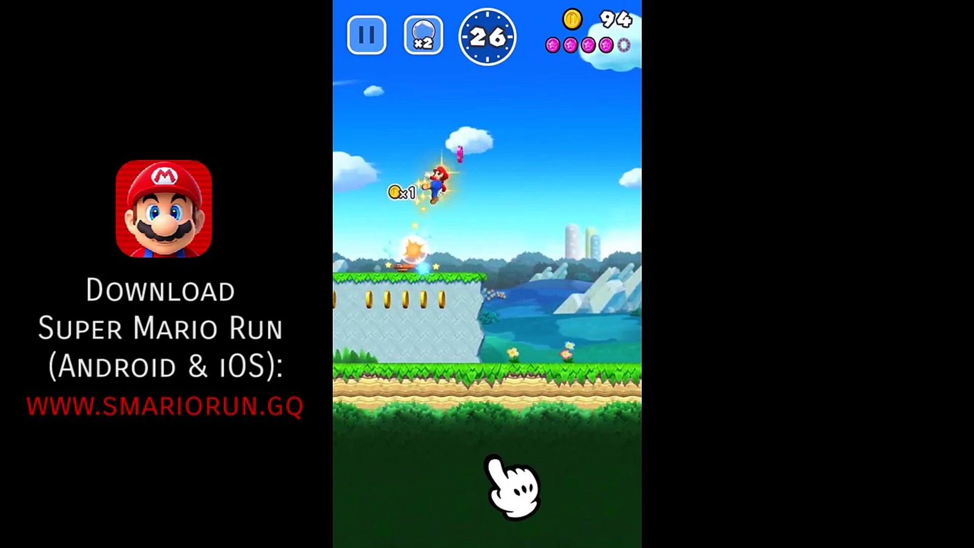 super mario run mod apk download for android