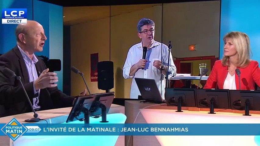 Jean-Luc Bennahmias invité de la matinale LCP