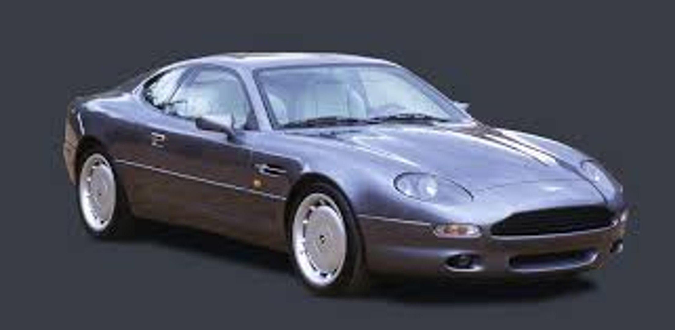 Occasions A Saisir S10 E01 Aston Martin Db7 1996 Video Dailymotion