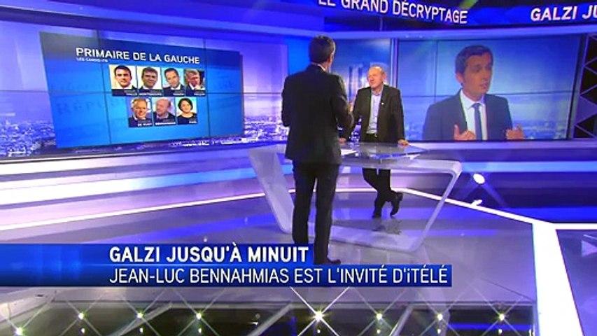 Bennahmias est l'invité politique d'Olivier Galzi