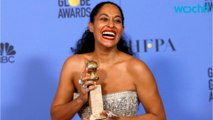 Tracee Ellis Ross Plans To Display Her Globe In 'Black-ish' Episodes