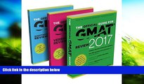 Read Book The Official Guide to the GMAT Review 2017 Bundle + Question Bank + Video GMAC (Graduate