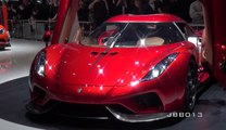 The ULTIMATE Hypercars and Supercars of 2017 - The Geneva Motorshow