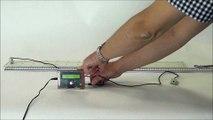 Plug'Uino® Mécanique et Son (Vidéo 8/9) - Vitesse du son dans l'air