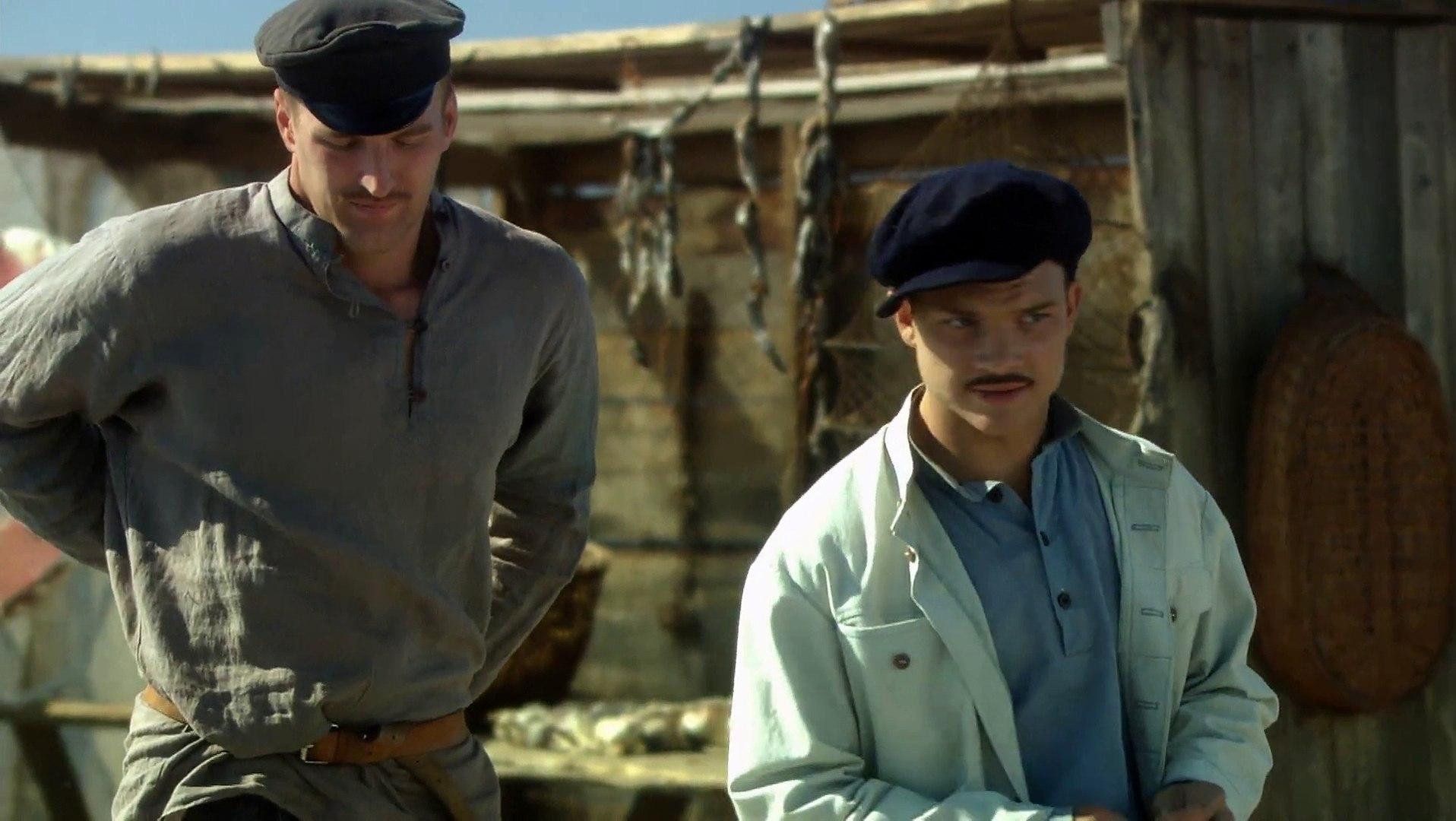 Жизнь и приключения Мишки Япончика (2011) - 9 серия HD (1080p) смотреть онлайн