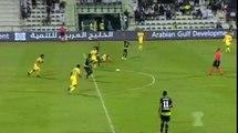 Mohamed Ibrahim Eid Obeid Al Zaabi Goal HD - Al Shabab 1-0 Al Wasl 09.01.2017