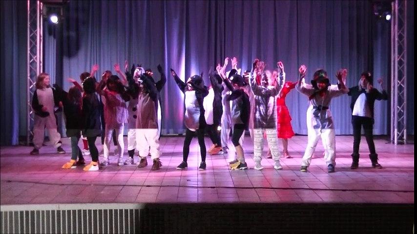 De Pinguindans door de U9