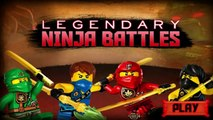 Lego Ninjago Legendary Ninja Battles [ Full Episodes ]